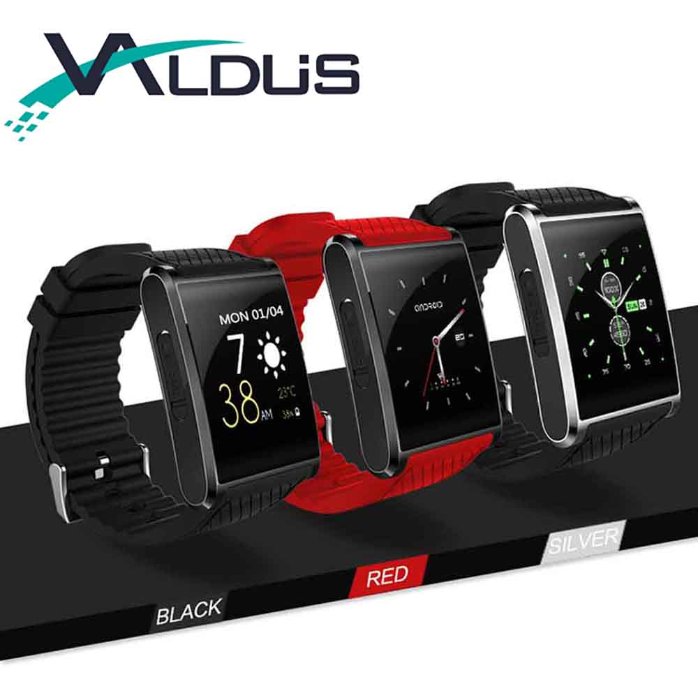 Valdus 1.54 inch X11 Sport Smartwatch Phone Call Pedometer With GPS WIFI 200W Pixels Camera for iPhone Samsung HUAWEI PK GT08 A1 цена