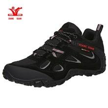 XIANG GUAN Men's Outdoor Low-Top Lightweight Trekking Hiking Shoes Size EUR 39-45