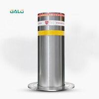 Alta qualidade 304 de aço inoxidável hidráulico automático estacionamento subindo poste 1 motor/pces