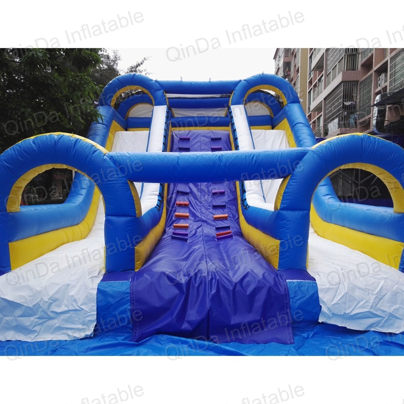 2017 popular design professional supplier giant inflatable slide, giant inflatable water slide, inflatable jumping slide ...