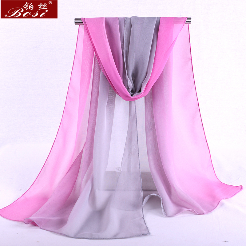 HTB1fJRNXJzvK1RkSnfoq6zMwVXaP - Chiffon scarf gradient women hijab winter brand autumn red long scarfs poncho luxury ladies scarves shawl sjaal long bohemian gg