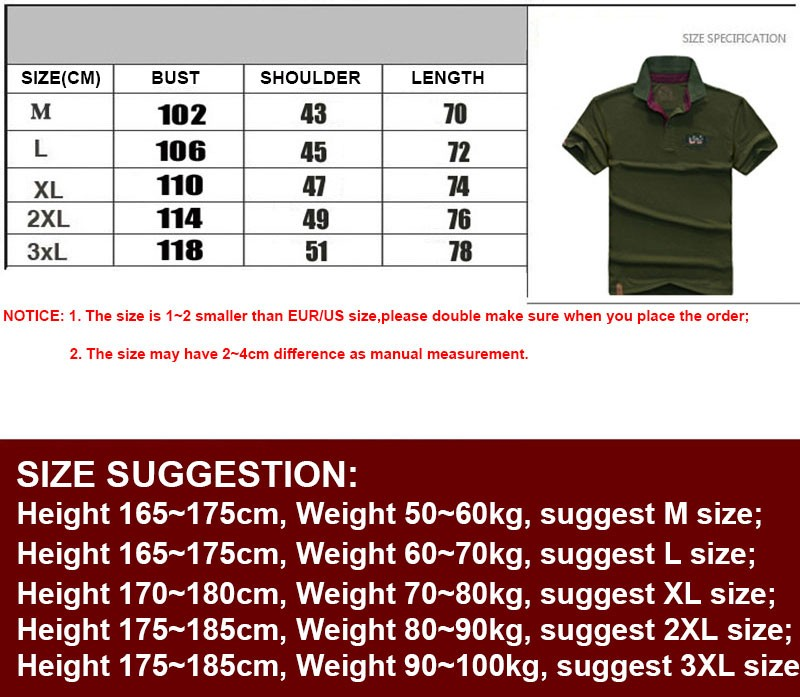 2016 New Summer Polo Casual Fashion Shirt Short Sleeve Tees Men Cotton Tops AFS JEEP Brand Solid Color Shirt Fashion Plus Size (8)