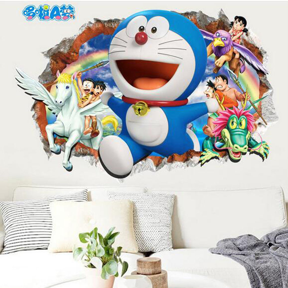 Online Buy Wholesale Stickers Doraemon From China Stickers