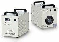 AC 1 P 220 В охладитель воды CW 3000AG для 80 Вт CO2 лазерная труба водяного насоса/майка