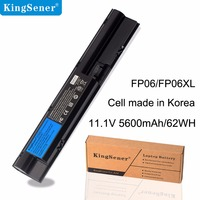 KingSener 11.1V 62WH Laptop Battery FP06 FP06XL For HP ProBook 440 450 445 470 455 G0 G1 Batteries HSTNN LB4J FP09 HSTNN IB6M