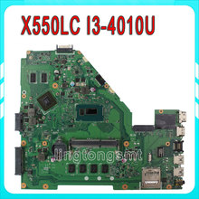 For ASUS X550LC laptop motherboard X550LC X550LD REV2.0 i3-4010U Graphic GT720M Non-integrated mainboard 100% tested and working