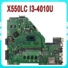 Для ASUS X550LC материнская плата для ноутбука X550LC REV2.0 i3-4010U Графический GT720M неинтегрированный плата 100% тестирование и работает