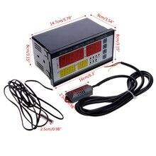 XM-18 автоматический инкубатор контроллер яйцо Хэтчер Температура Влажность 4 Экран