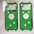 2 ШТ./5 ШТ./10 ШТ. Для Samsung Galaxy S7 Edge G935 G935F G935A G935P Крышка Батареи Двойной Заднее Стекло Клей Клей Стикер
