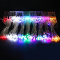 Outdoor 3M30Leds/4M40Leds/5M50Leds Battery Operated Fairy LED String Lights For Xmas Garland Party Wedding Decoration Christmas