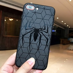 Marvel DC Comics Heros Collection Soft silicone cover for Case iphone x 10 xs max xr 6s 7 8 6 Plus Capinhas Batman Iroman Spider 4