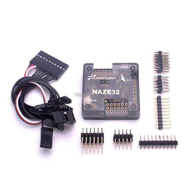 Naze 32 Naze32 Rev5/Rev6 6DOF/10DOF плате контроллера полета с shell можно использовать CleanFlight прошивки для AfroFlight FPV системы 250