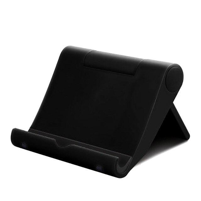 Plegable 360 grados Universal cama escritorio soporte para teléfono iPad tableta 18Jan23 Envío Directo 2019 nuevo para iphone 7
