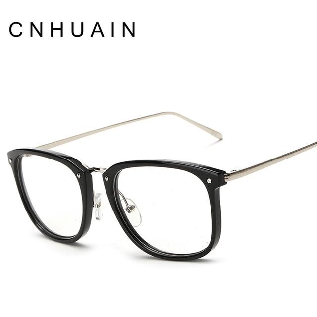 Para óculos de grau de miopia feminino óculos de armação armações de óculos  para mulheres simples b0a922a63e