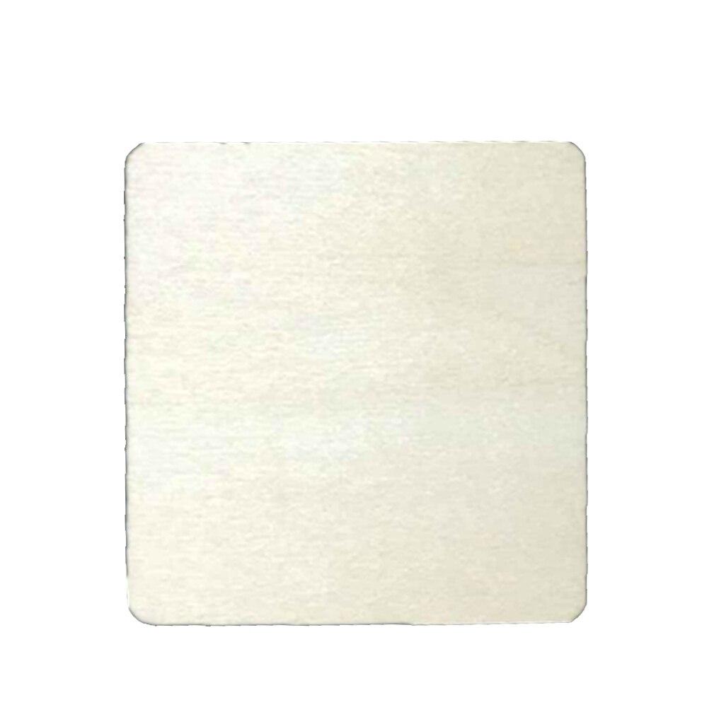 Corazones de madera con agujero para manualidades 25 unidades, 10 cm