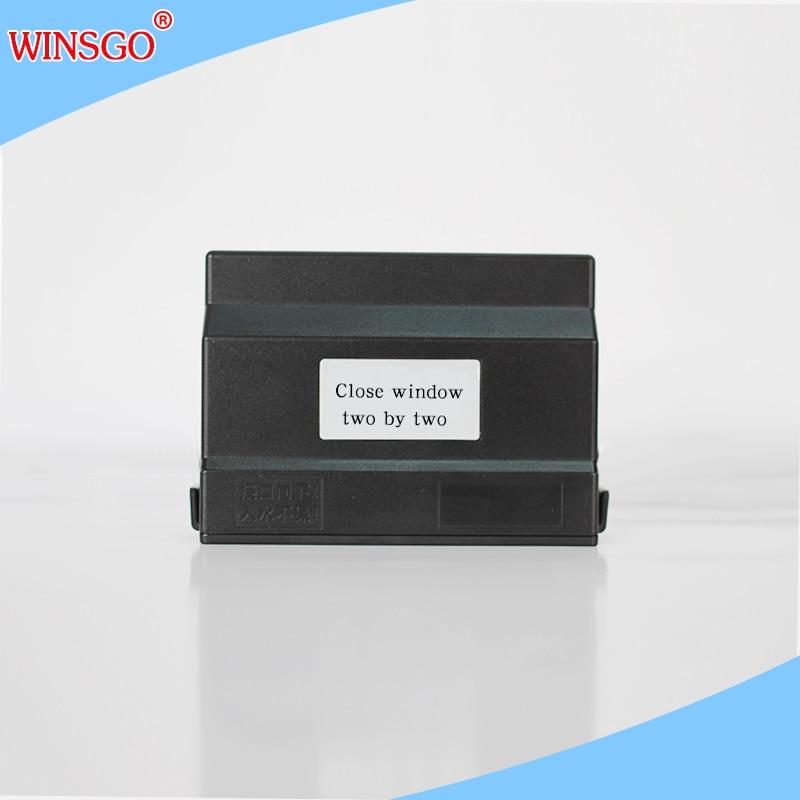 WINSGO Auto Car Side Mirror Folder Spread Window Closer Closing Open LHD Left Hand Drive For