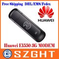 Ems/dhl liberan el envío libre abrió huawei e1550 3g 3.6 m módem inalámbrico al por mayor