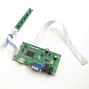 Hdmi-vga аудио EDP набор для платы ЖК-контроллер для 17,3 дюйма 1920X1080, с возможностью подключения к экрану, набор для платы ЖК-контроллер, для 17,3 дюйм...