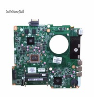 737138 501 for HP PAVILION 15 15 N15Z N100 laptop motherboard DA0U92MB6D0 REV:D 737138 001 Mainboard 100% tested