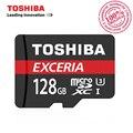 TOSHIBA SDHC Карты Памяти 16 Г 32 Г 64 Г 128 Г U3 SDXC Micro SD класс 10 Micro SD UHS TF Trans Flash Microsd Карты Макс ДО 90 МБ/с.