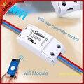 Реле Wi-Fi/беспроводной смарт-переключатель wifi  модуль ABS  корпус розетки для дома «сделай сам»
