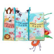 Новые детские развивающие игрушки для чтения новорожденных Колокольчик