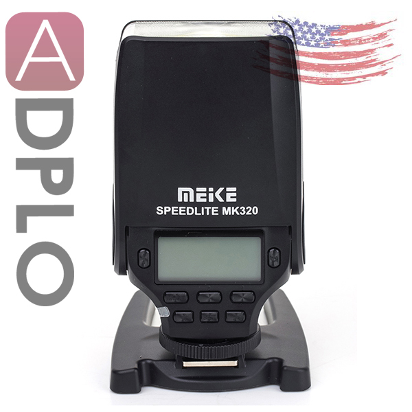 Meike MK-320 Mini ETTL Master GN32 Flash Light Speedlite suit For Canon M3 M2 M 760D 750D  5D Mark III genuine meike mk950 flash speedlite speedlight w 2 0 lcd display for canon dslr 4xaa