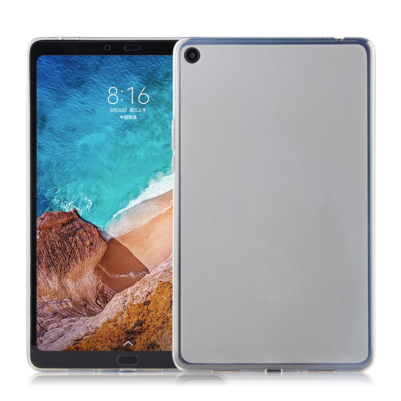 все цены на Case TPU For XIAOMI Mi Pad 4 MiPad4 Plus 10.1 inch Protective Shell Soft Cover For Mi Pad4 MiPad 4 Plus 10