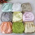 Women Silk Satin Panties Female Floral Embroidery Underwear 3psc Pack Ladies Knickers Briefs
