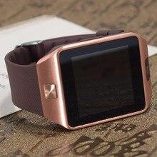 bluetooth smart watch for android phone support SIM/TF men women reloj inteligente Wearable sport  wristwatch gt08 gv18 whatsapp