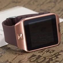 Bluetooth smart watch для android телефон поддержка SIM/TF мужчины женщины релох inteligente Носимых наручные спорт gt08 gv18 whatsapp