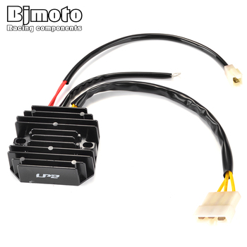 BJMOTO Duke 125/200/250/390 Motorcycle Regulator Rectifier For KTM 90111034000 Duke125 Duke200 Duke390 2011-2017 Duke250 15-17