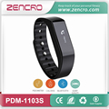SMS Alert Bluetooth Wristband Personal Health Bracelet Tracker Steps Calories Counter