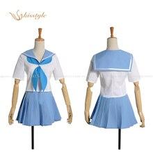 Kisstyle Мода убить ла Мако Mankanshoku равномерное платье косплей костюм COS форменной одежды, индивидуальные принято