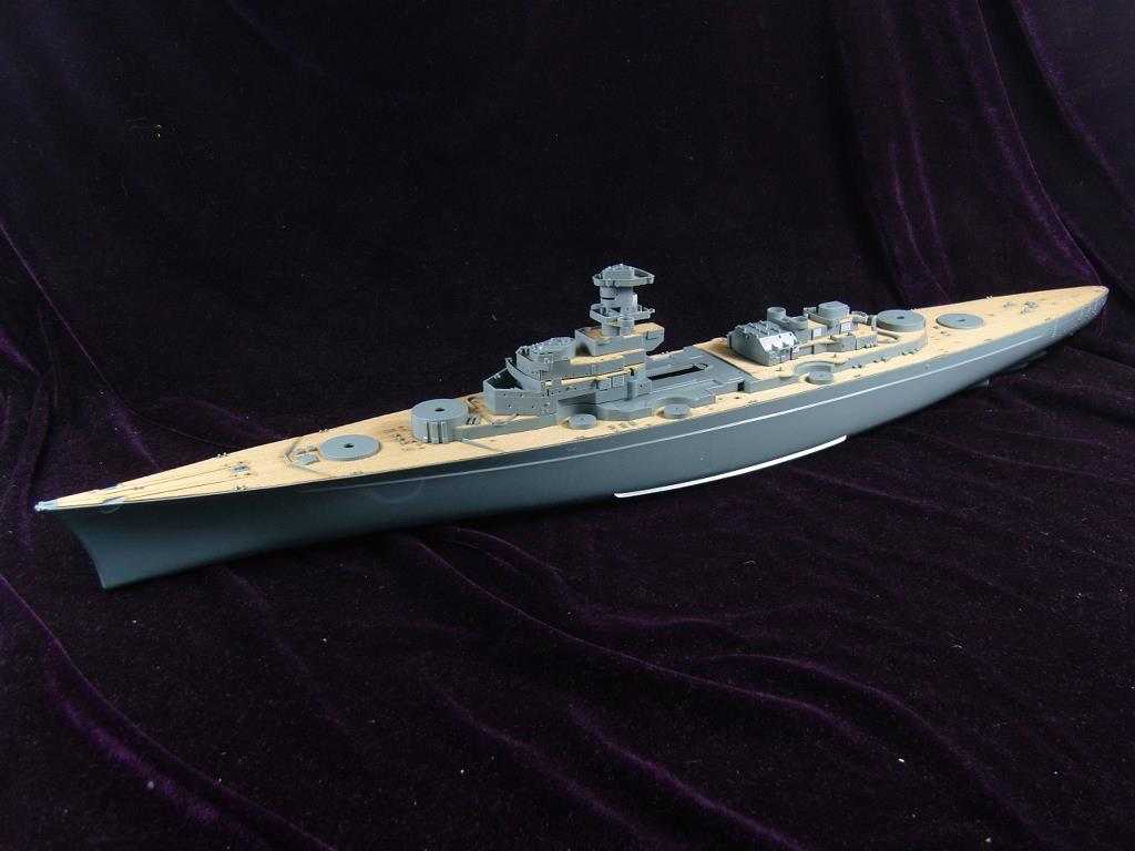 /Academy BA903 di Erbizi ARTWOX German battleship wooden deck AW10051