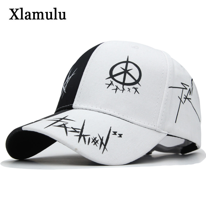 Xlamulu Snapback   Baseball     Caps   Hats For Men Casquette Chance The Rapper Man Brand Women Gorras Bone Men Hat Gorras Male Dad Hats
