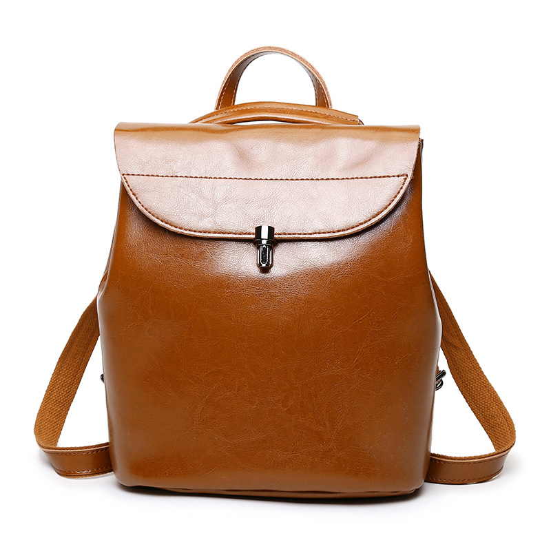 033018 new hot women leather backpack033018 new hot women leather backpack