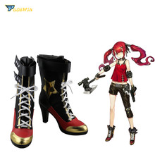 Girls Frontline CZ75 Shoes Cosplay Boots Custom Made frontline