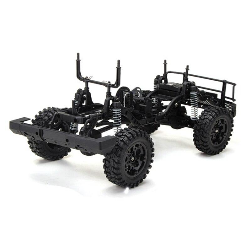 Kit de coche rc para hg p402 1/10 rc car kit sin electrónica piezas de ruedas ro