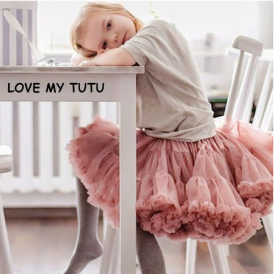 f383df6b1 Oklady New Baby Girls Tutu Skirt Ballerina Pettiskirt Fluffy Children  Ballet Skirts For Party Dance Princess Girl Tulle clothes