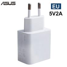 ASUS, оригинальное зарядное устройство, 5 В, 2 А, ЕС, США, адаптер, USB, зарядка для путешествий, для Asus Zenfone 2, для Xiaomi, samsung, huawei, смартфон, мобильный телефон