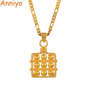 Anniyo Marshall Pendant Necklaces for Women Micronesia Chains Jewelry Guam Kiribati Island #143906P h e marshall our island story
