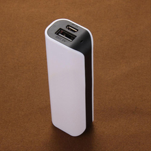 1 PC 2600mAh USB 1 x 18650 External Battery Case Charger Power Bank DIY Box Portable