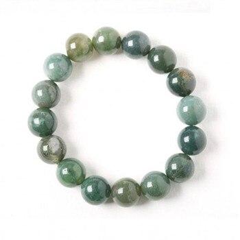 Bracelet Jaspe Vert Pour Femme 6