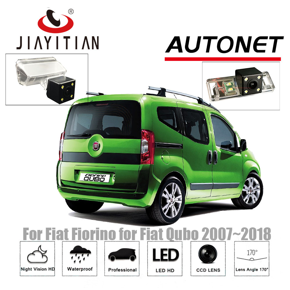 Fiat Qubo Accessoires Bestellen: JiaYiTian Rear View Camera For Fiat Fiorino For Fiat Qubo