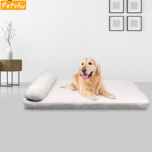 Petshy New Pet Dog Bed Nest Waterproof Washable House Mat Perros Soft Sofa Kennel Dogs Cats For Medium Large dogs
