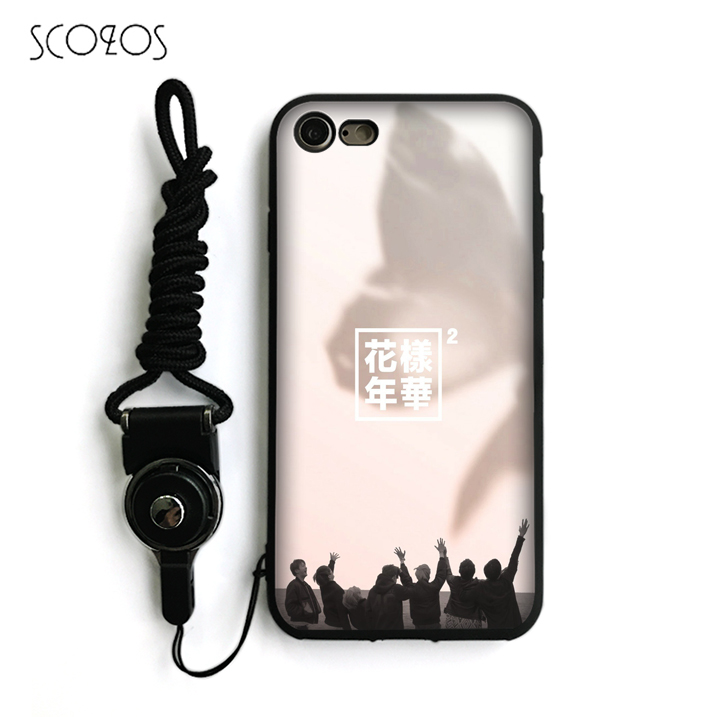 Self-Conscious Scozos Bts Young Forever Bangtan Boys Silicone Phone Case Cover For Iphone X 5 5s Se 6 6s 7 8 6 Plus 6s Plus 7 Plus 8 Plus &rr24 Fast Color Phone Bags & Cases