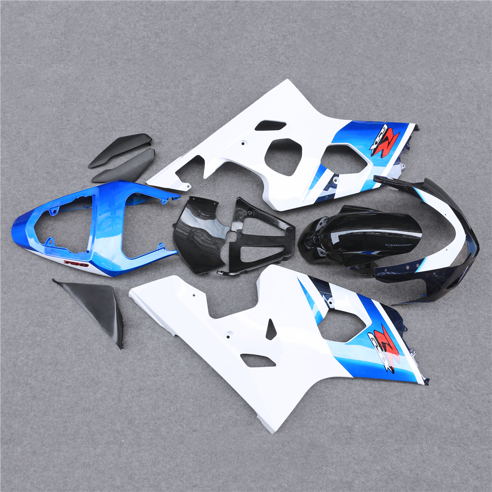 New ABS Injection Fairing Bodywork Set For Suzuki GSXR600 750 2004-2005 GSX-R K4 MotorcycleNew ABS Injection Fairing Bodywork Set For Suzuki GSXR600 750 2004-2005 GSX-R K4 Motorcycle