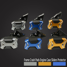 Motorcycle Frame Crash Pads Engine Case Sliders Protector For Kawasaki ninja ZX10R ZX 10R zx10r 2011 2012 2013