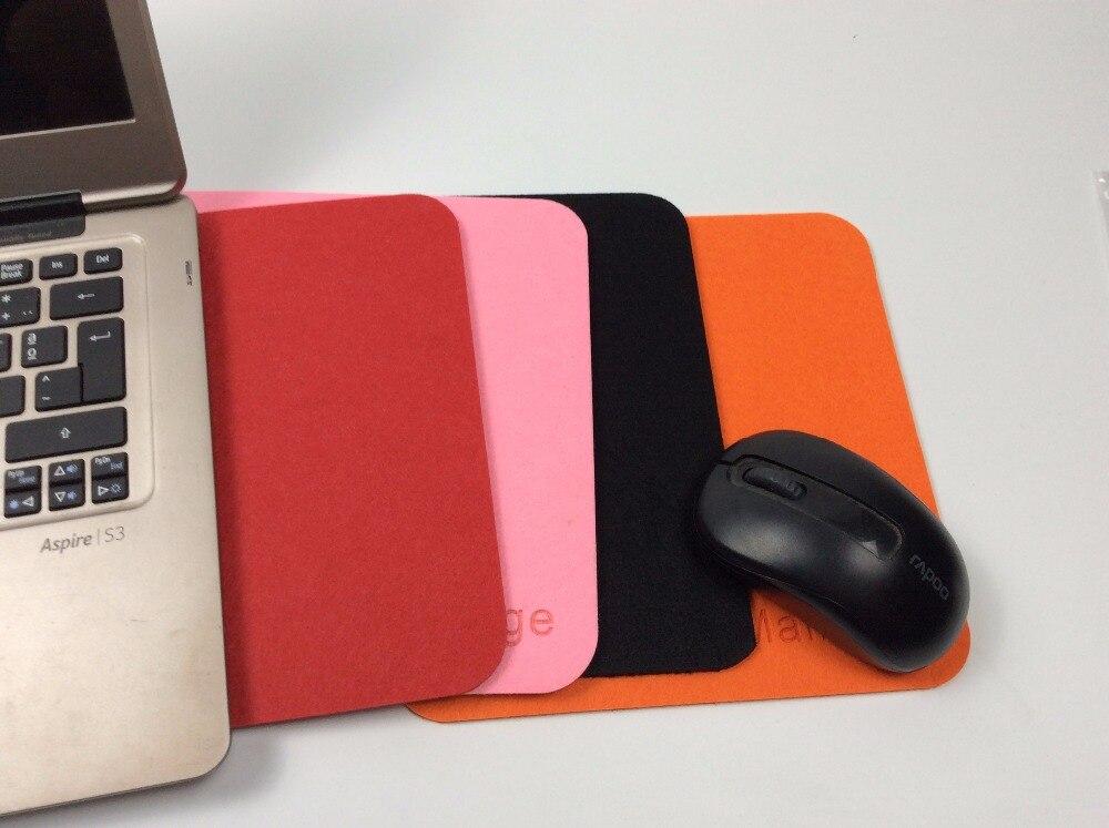 Mairuige Optical Trackball PC Mouse Pad Felt Cloth Universal Colorful Rectangle MousePad Mat For Table Mat For Csgo Dota